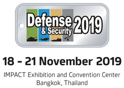 DEFENCE & SECURITY 2019 Logo