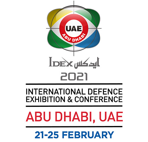 IDEX 2021 exhibition logo